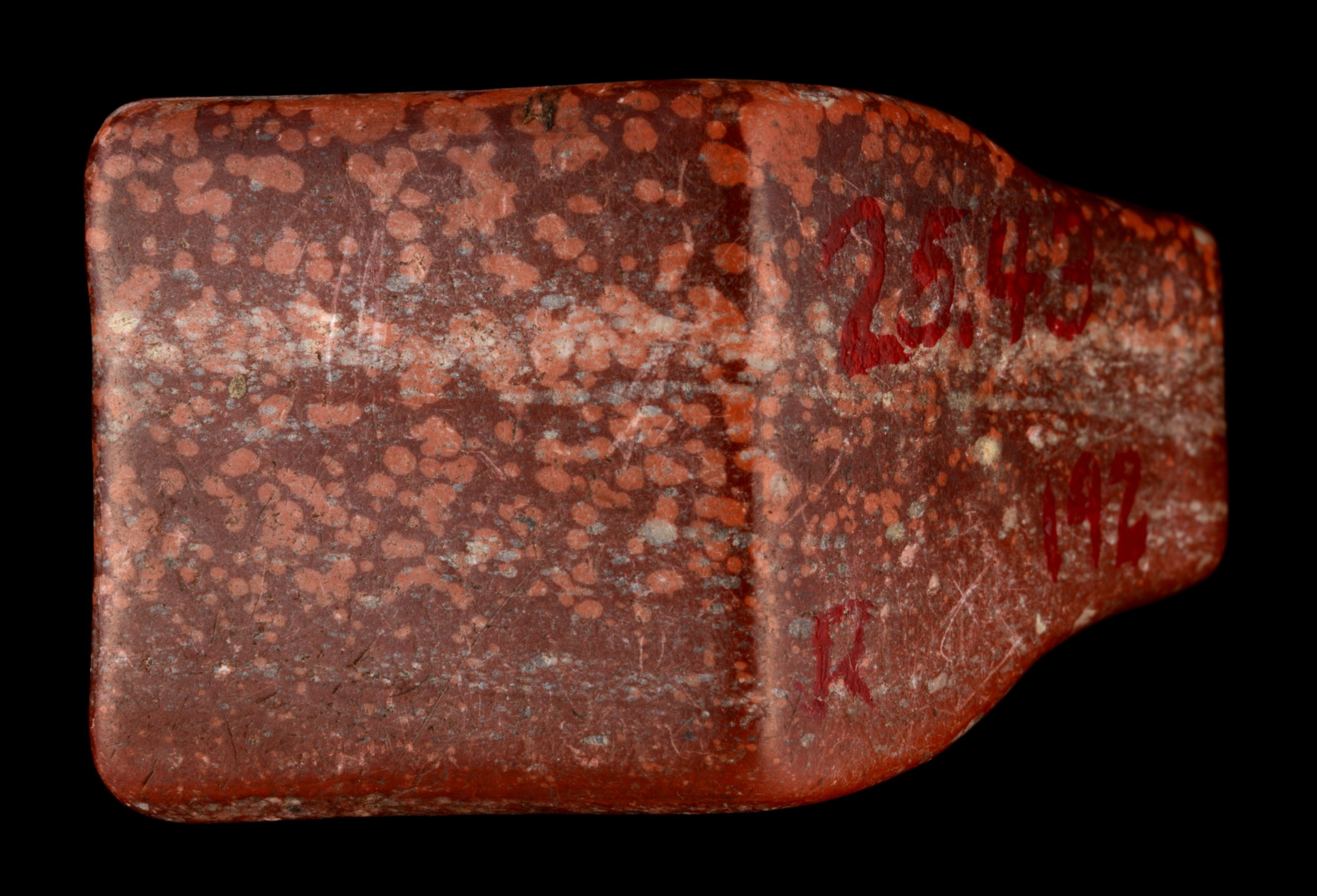 Pipestone Pipe from Lyons County - 12