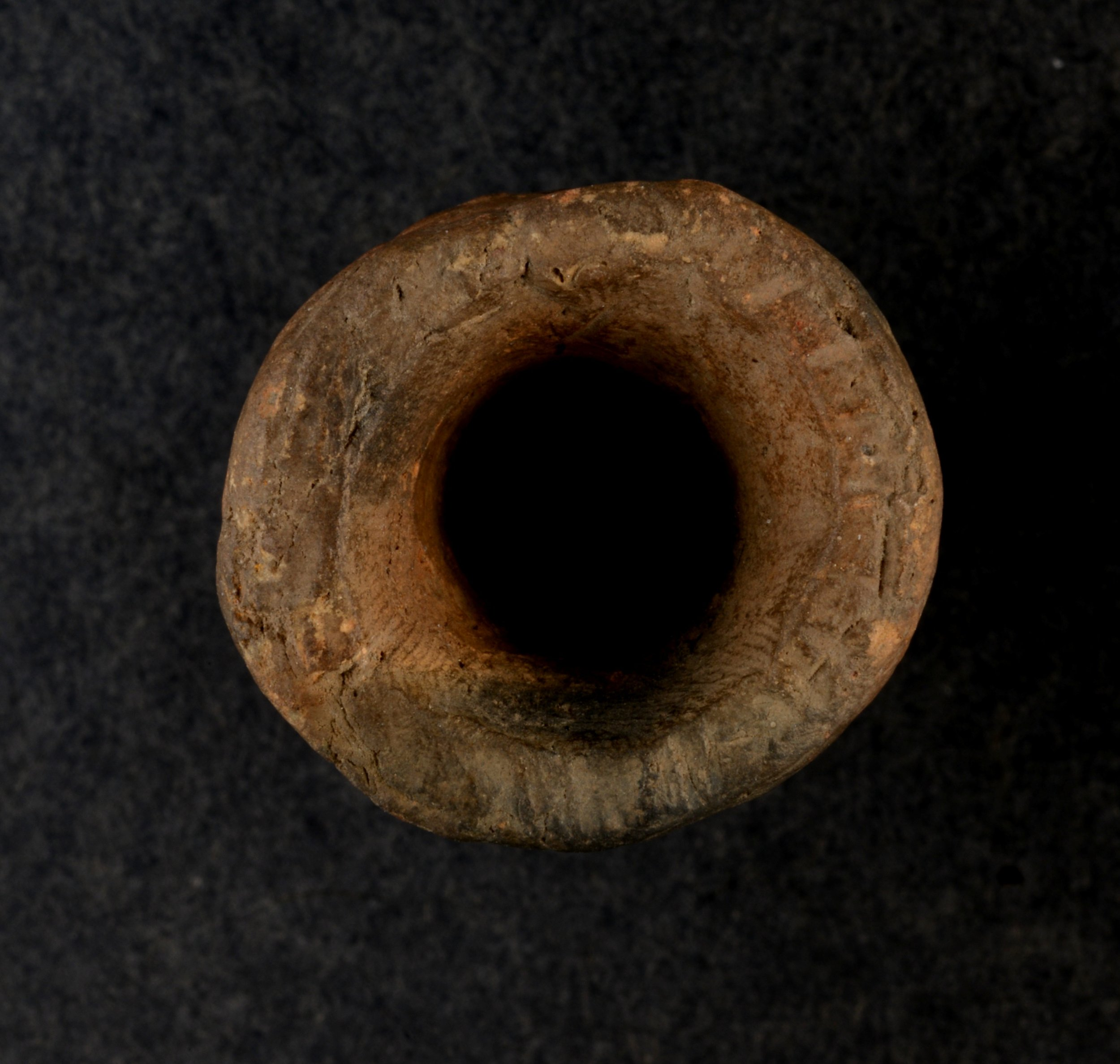 Ceramic Pipe from Leavenworth County - 6