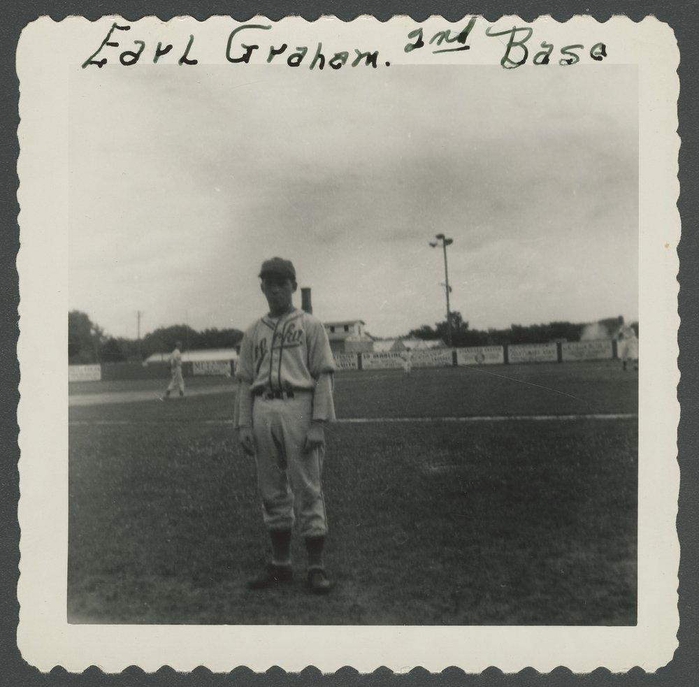 Mosby-Mack baseball team members in Topeka, Kansas - 10