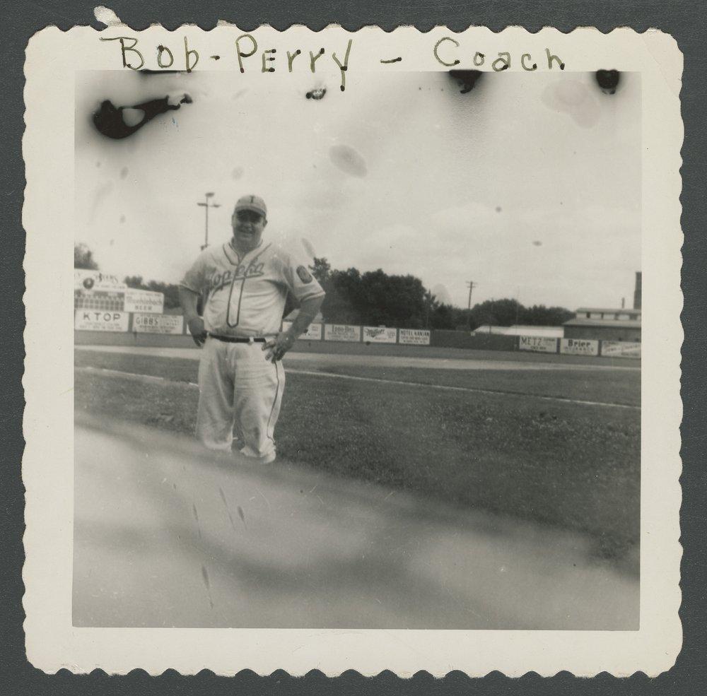 Mosby-Mack baseball team members in Topeka, Kansas - 12