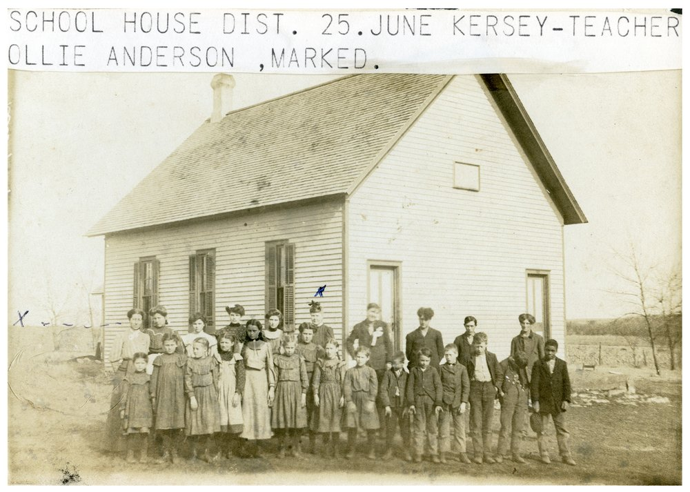 Parkdale School, District 25, Wabaunsee County, Kansas