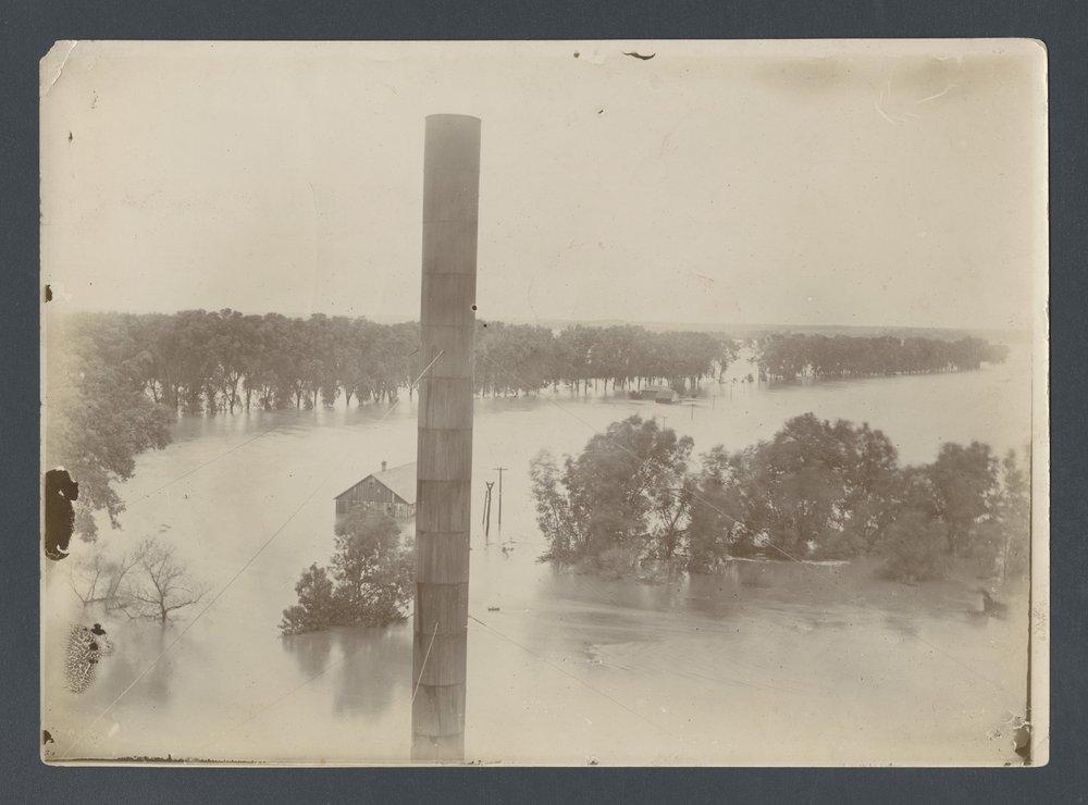 1903 flood in Topeka, Kansas - 2