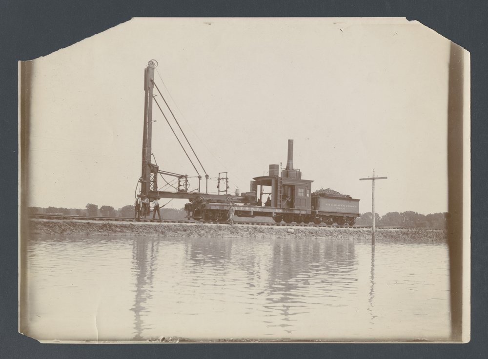 1903 flood in Topeka, Kansas - 4
