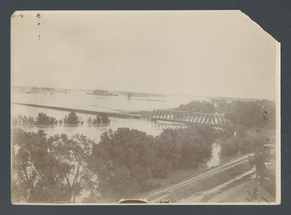 1903 flood in Topeka, Kansas - 7