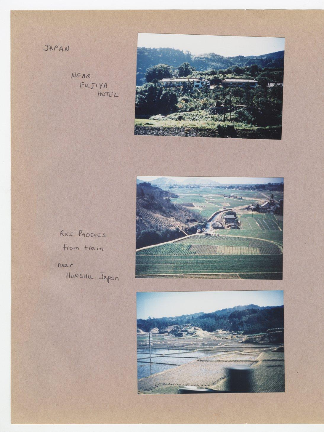 William Thomas West's Korean War photograph album - 4