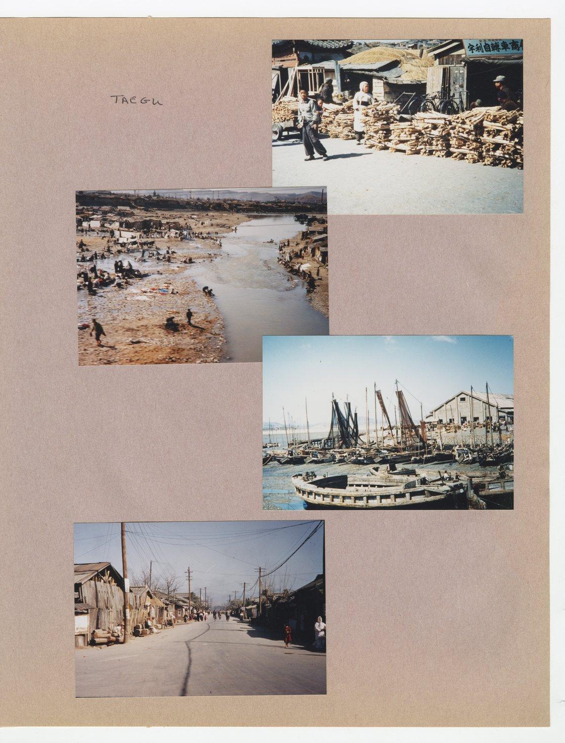 William Thomas West's Korean War photograph album - 7
