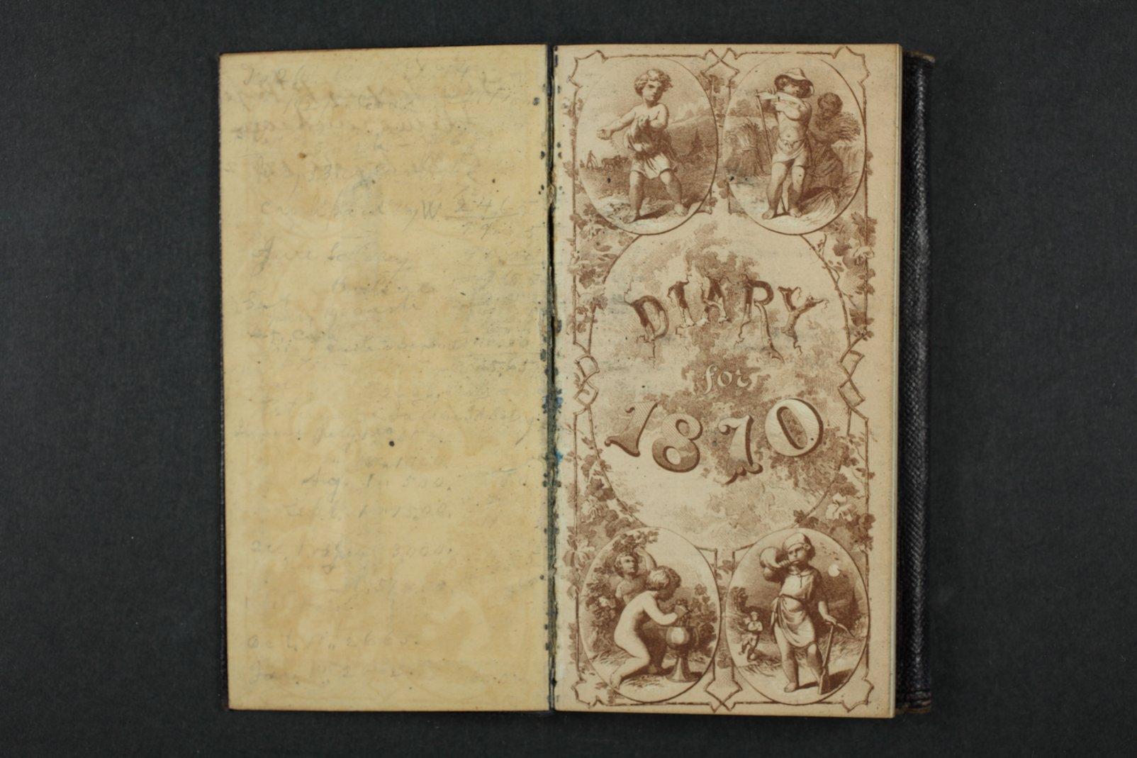 Isaac Tichenor Goodnow diary - 3