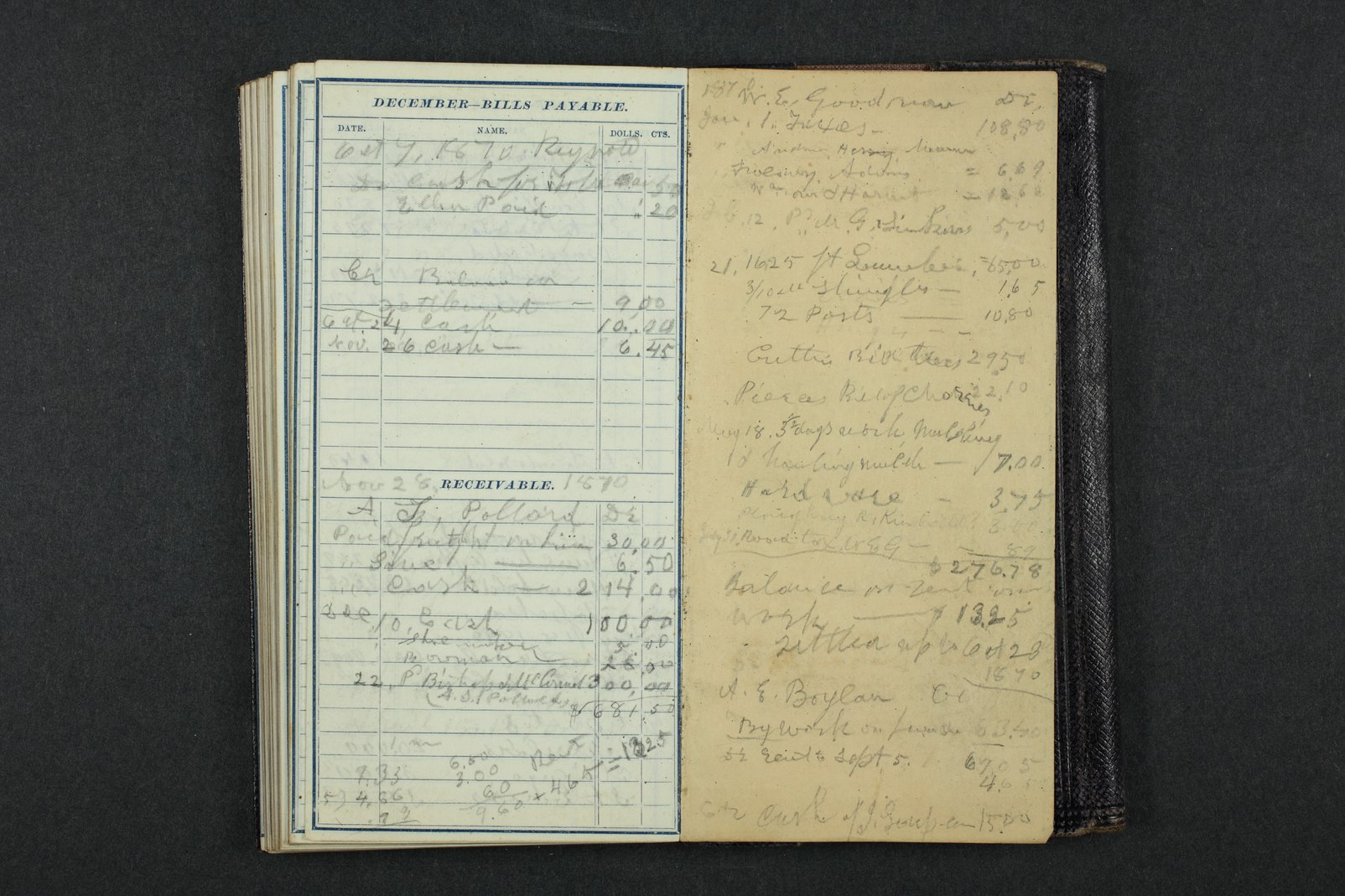 Isaac Tichenor Goodnow diary - 100