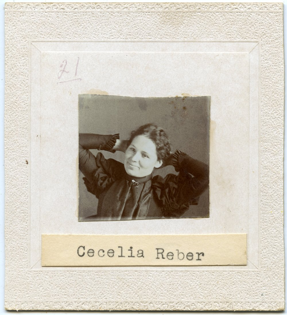 Cecelia Reber