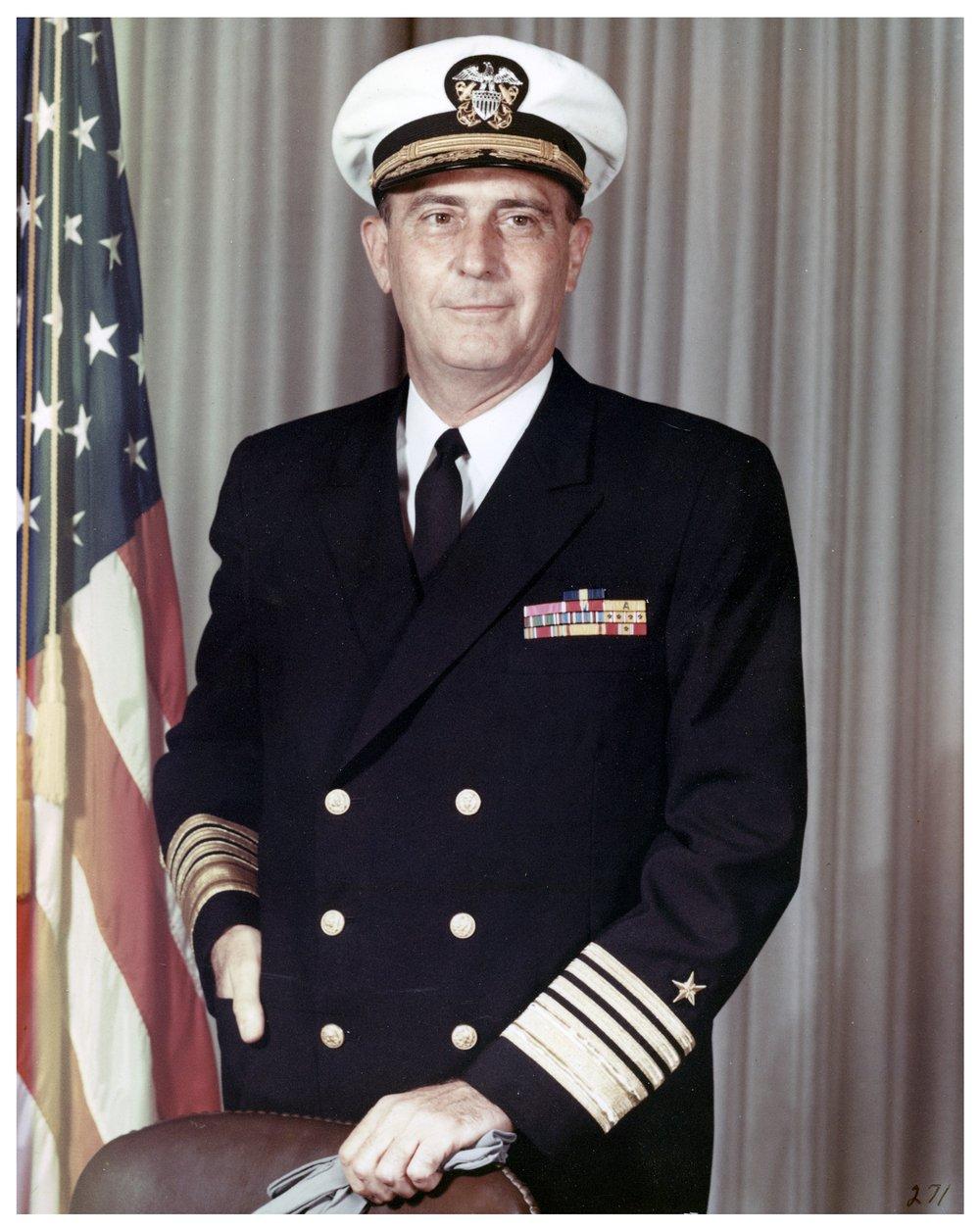 Admiral F. A. Wendt