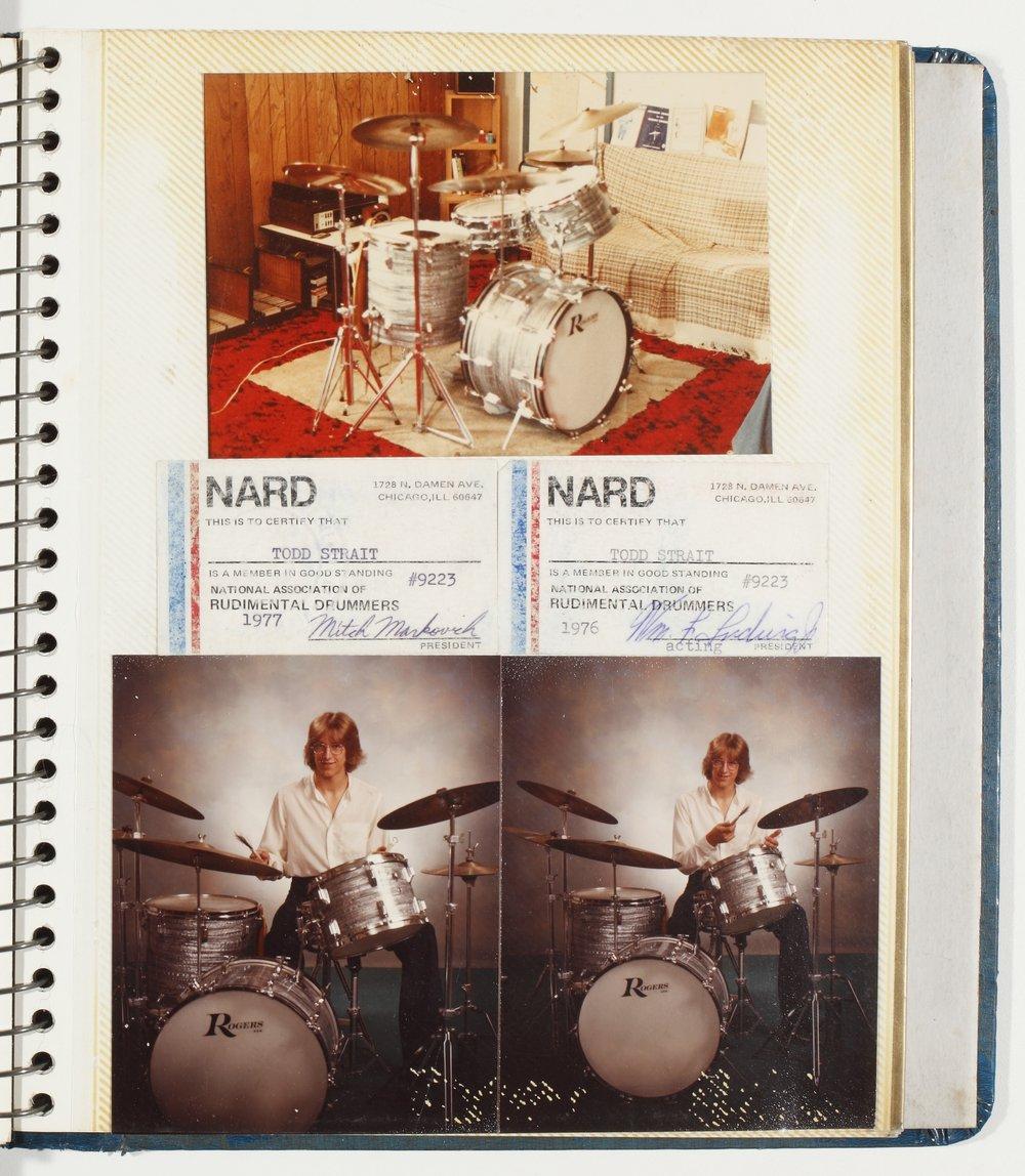 Todd Strait's scrapbooks - 5