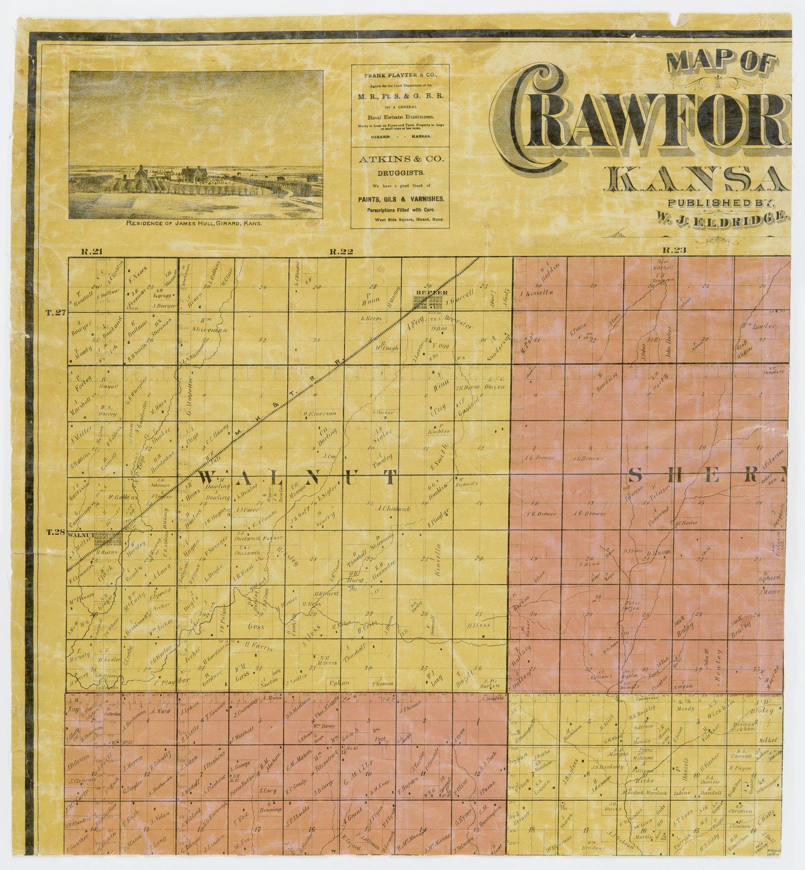 Crawford County, Kansas - 2