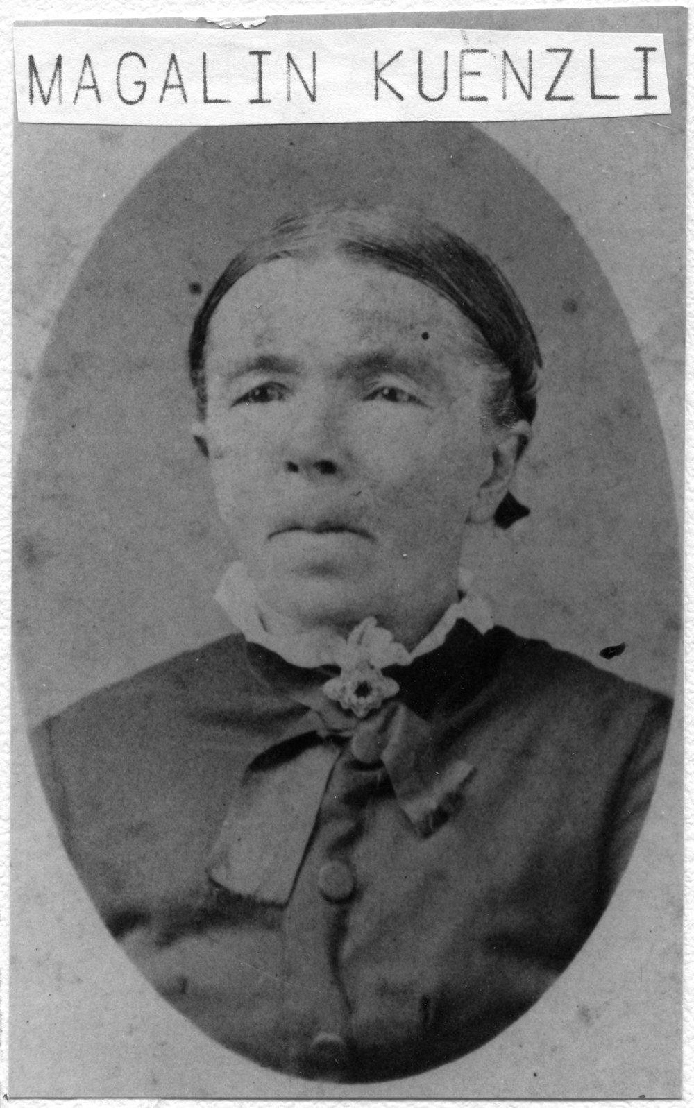 Magdalena Kuenzli