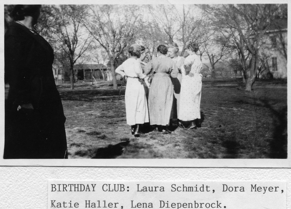 Alma Ladies Birthday Club