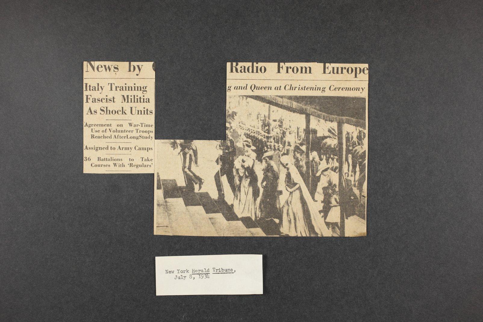 Robert Taft correspondence related to frontier artists, Catlin - Deming - 20