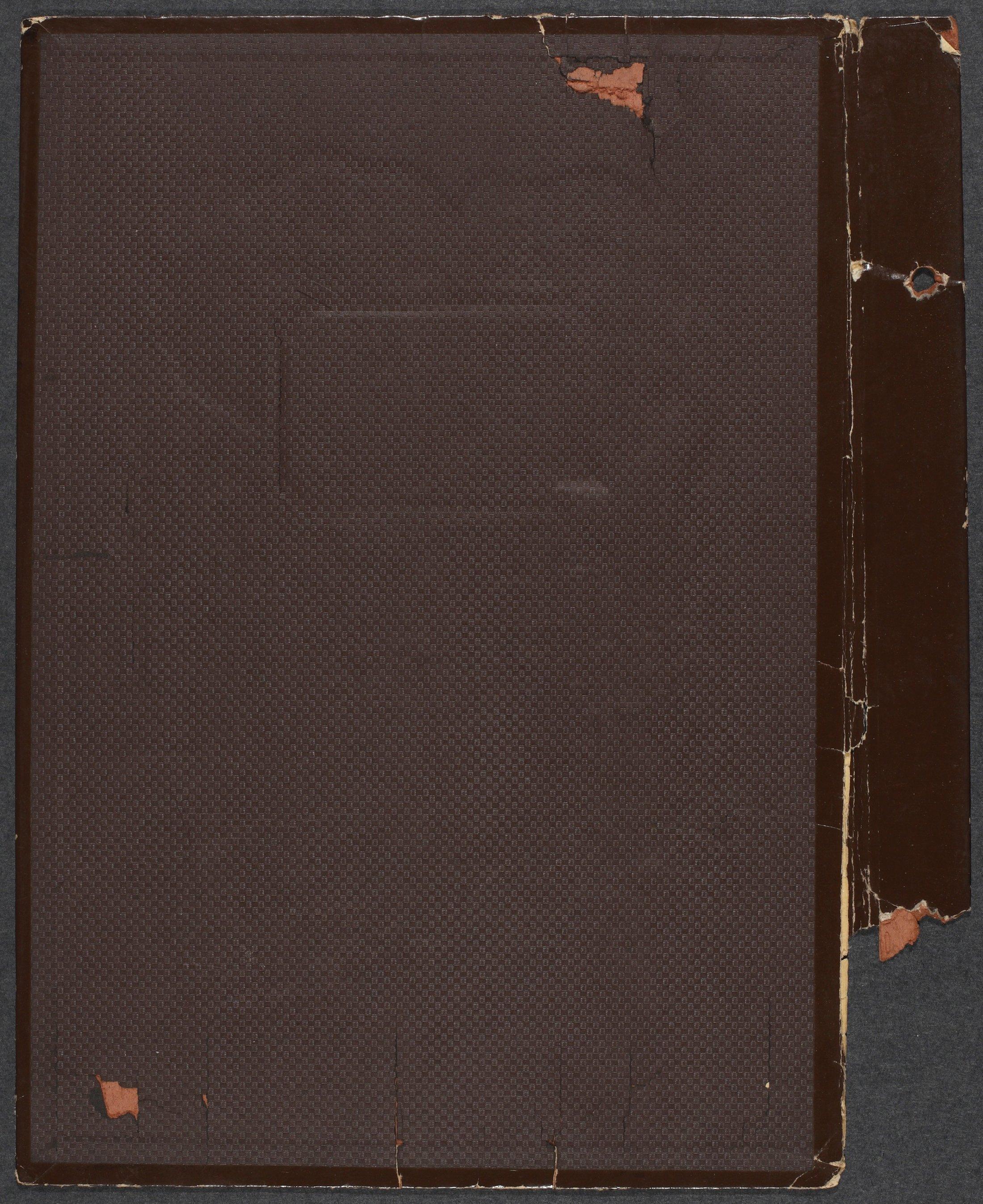 Charles Gordon scrapbook - 2