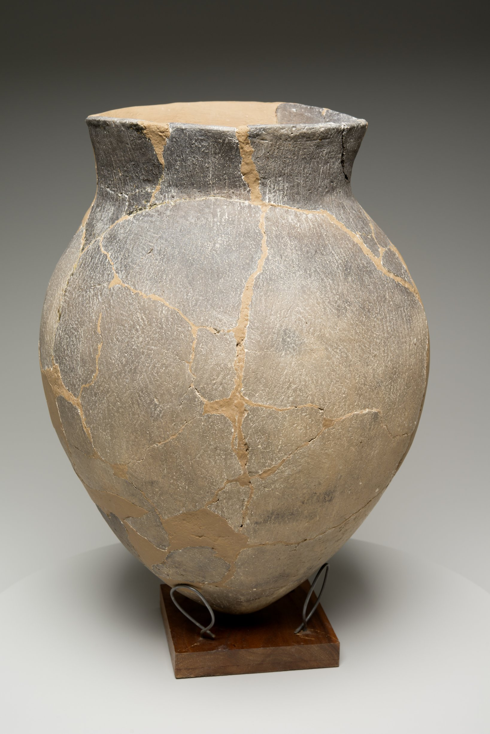 Grasshopper Falls phase Early Ceramic Vessel From the Booth Site, 14JN349 - 36