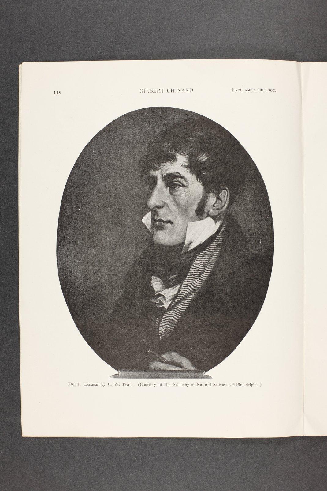 Robert Taft correspondence related to frontier artists, Landers - Metcalf - 7