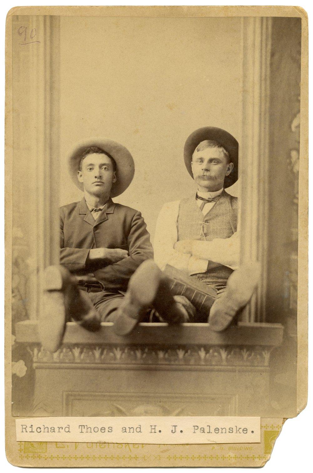 Richard Thoes and H. J. Palenske - 1