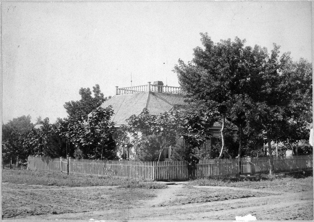 H. G. Richter residence in Alma, Kansas
