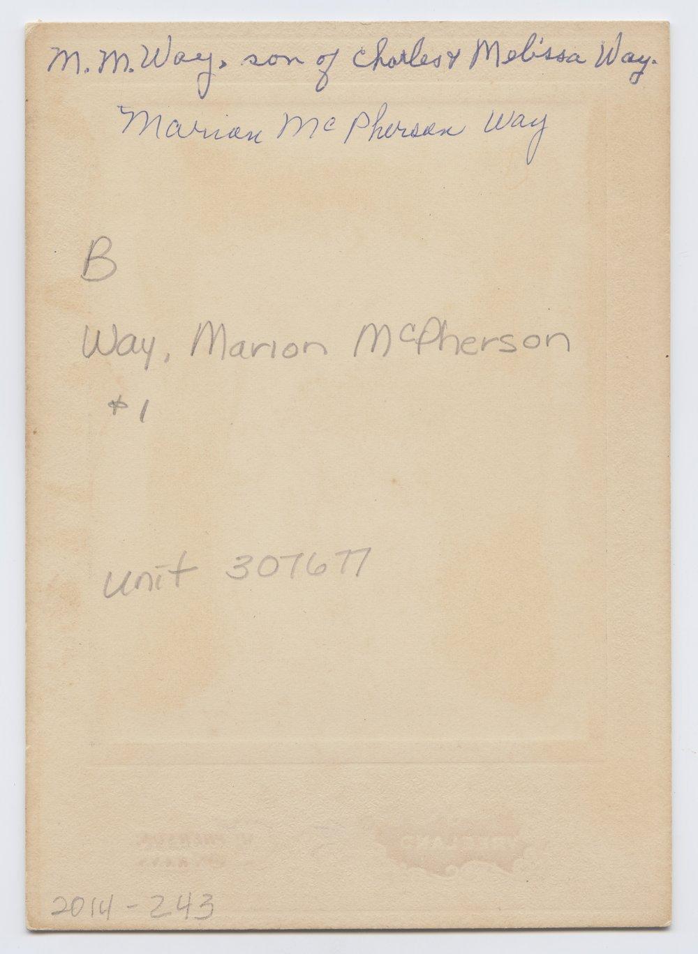 Marion McPherson Way - 2