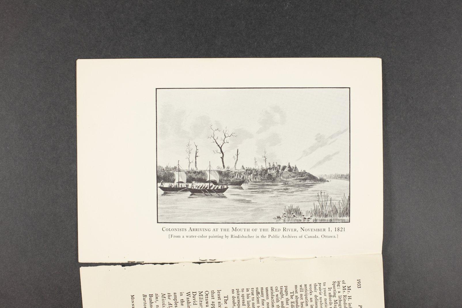 Robert Taft correspondence related to frontier artists, Rindesbacker - Schott - 8