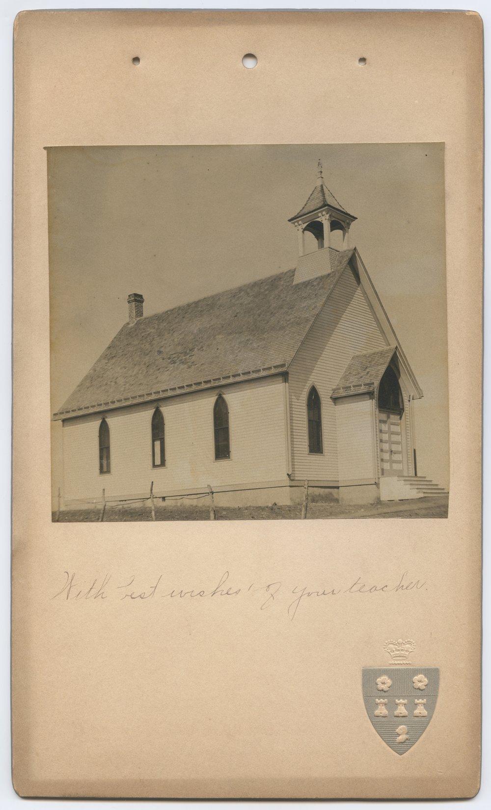 Church in Willowdale, Kansas - 1