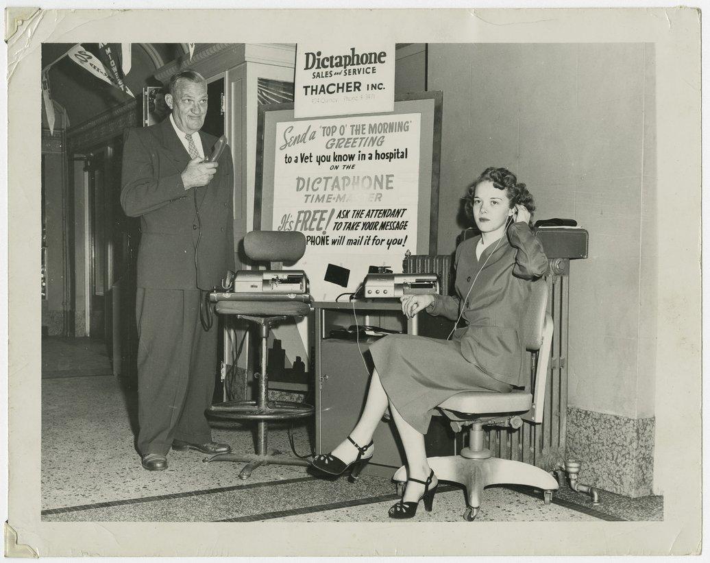 Top O' The Morning film promotion, Topeka, Kansas - 1