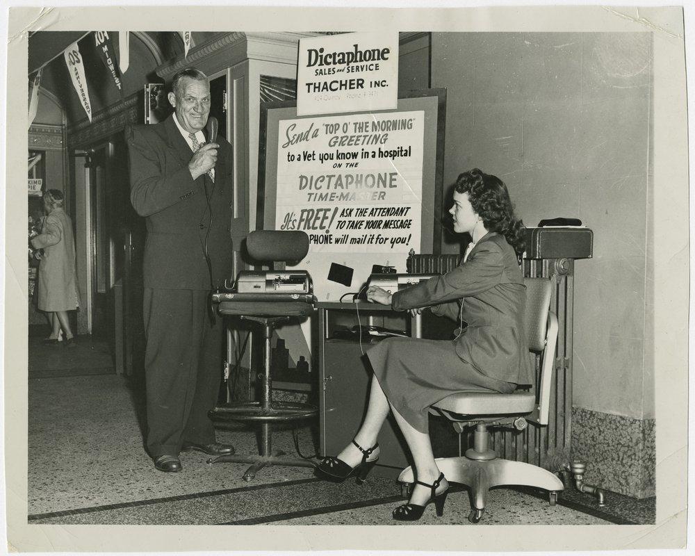 Top O' The Morning film promotion, Topeka, Kansas - 2