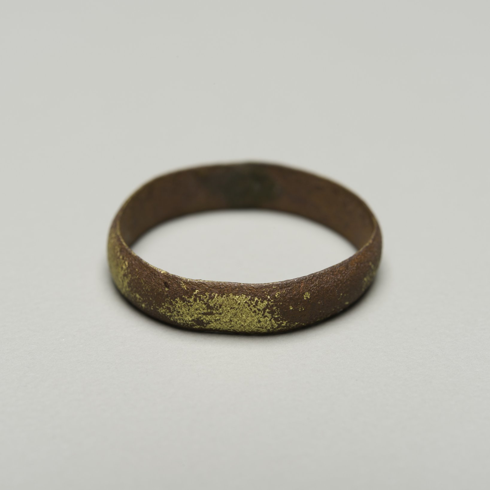 Brass Ring from the Canville Trading Post, 14NO396 - 1