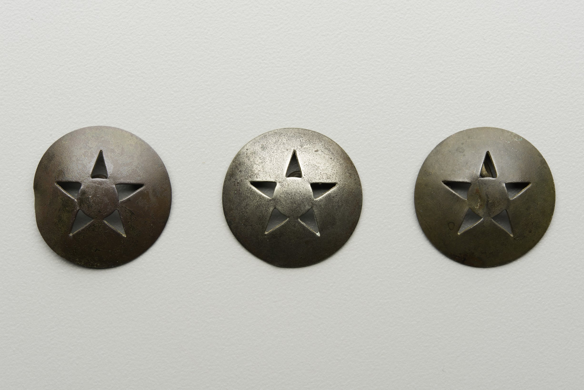 Conchos from the Canville Trading Post, 14NO396 - 1