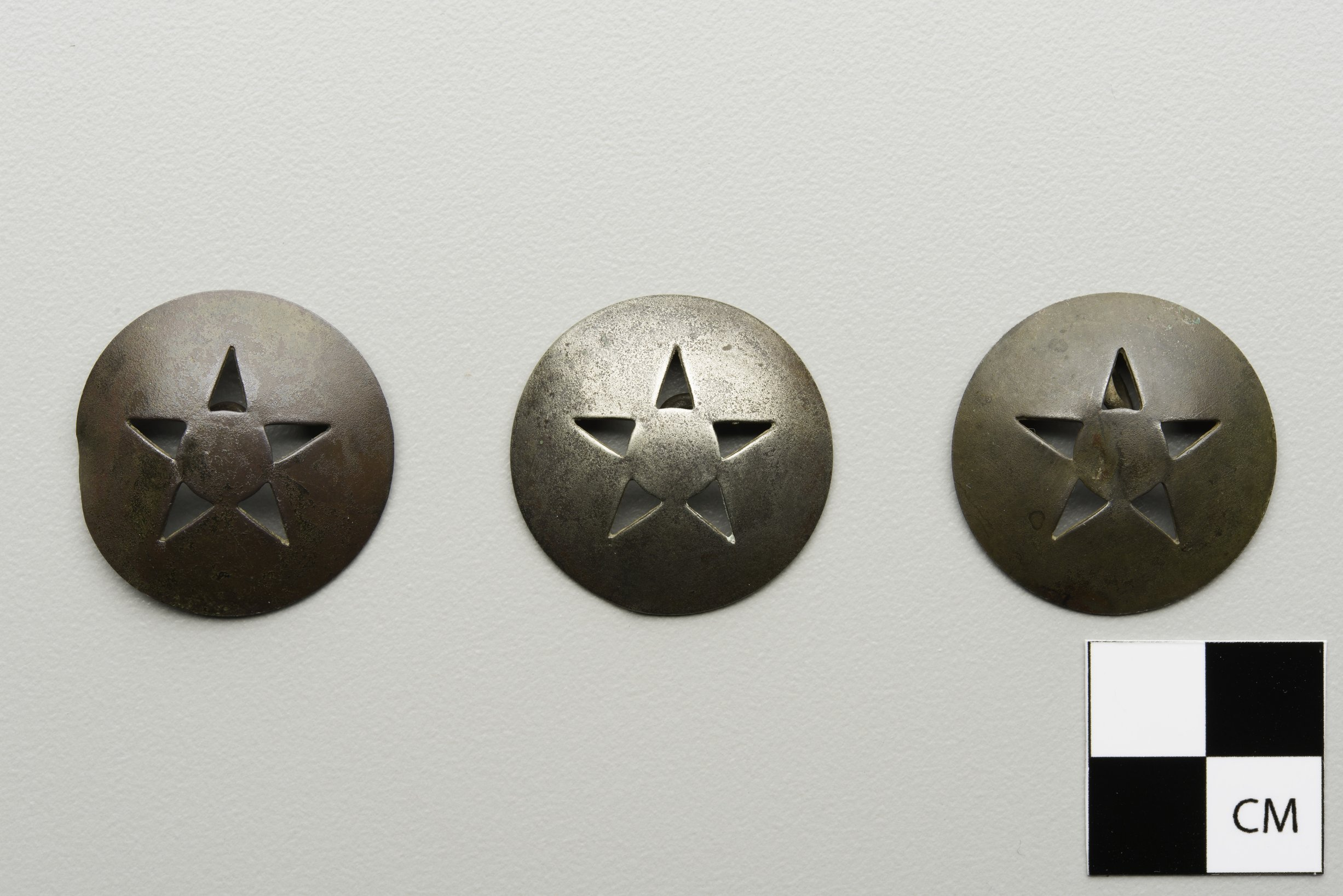 Conchos from the Canville Trading Post, 14NO396 - 3