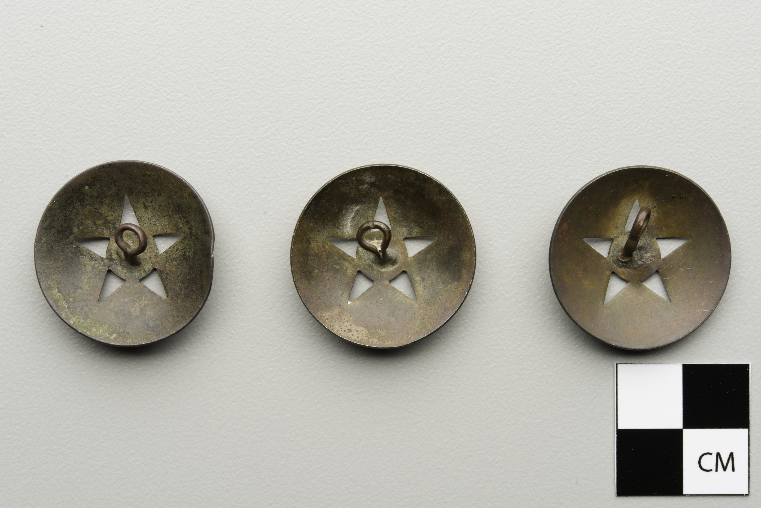 Conchos from the Canville Trading Post, 14NO396 - 4