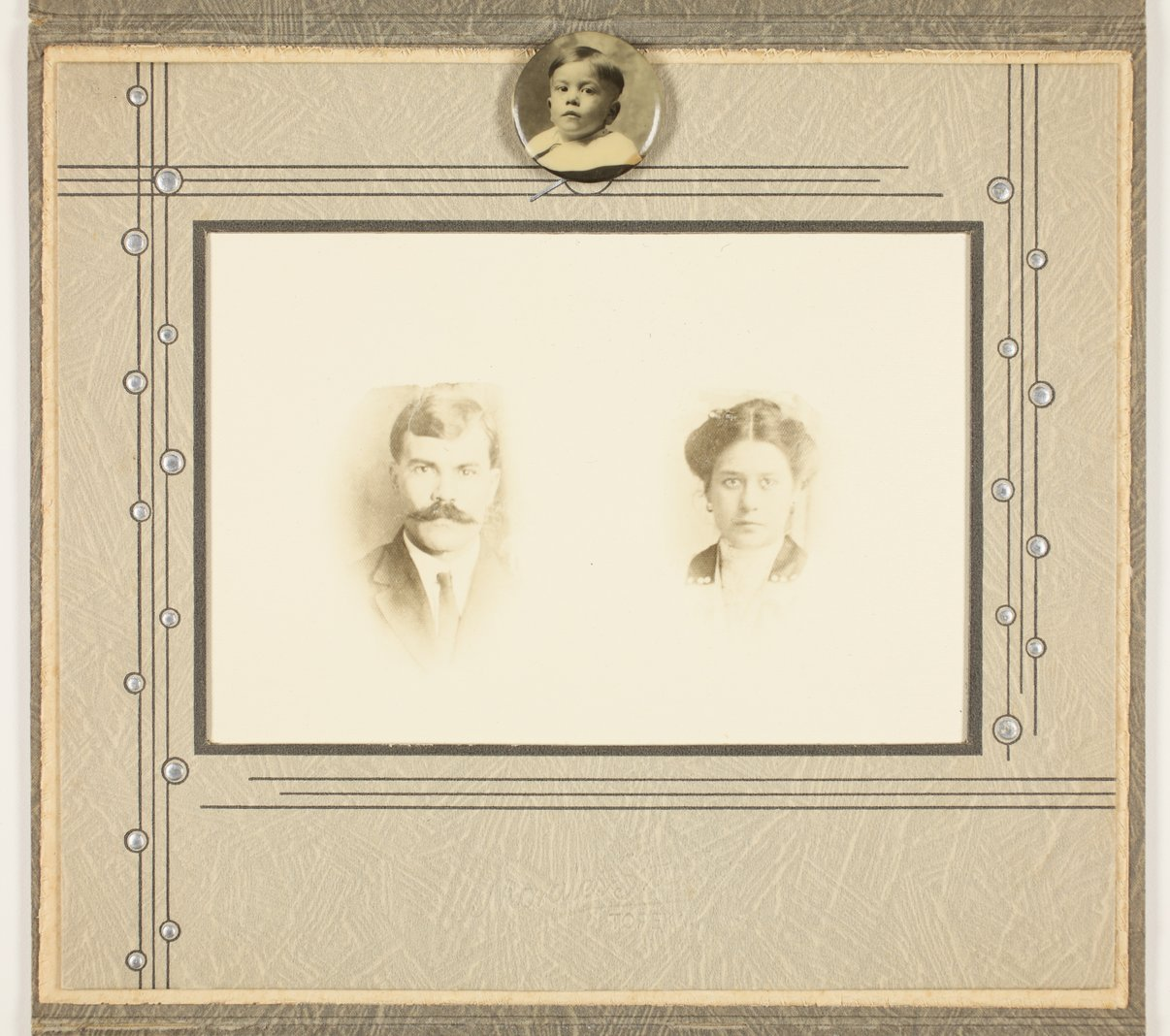 Jose and Angelina Alcala and their son Abel, Topeka, Kansas