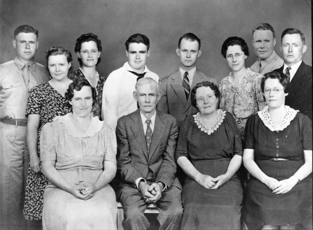 Roberson family correspondence during and after World War II - Roberson Family