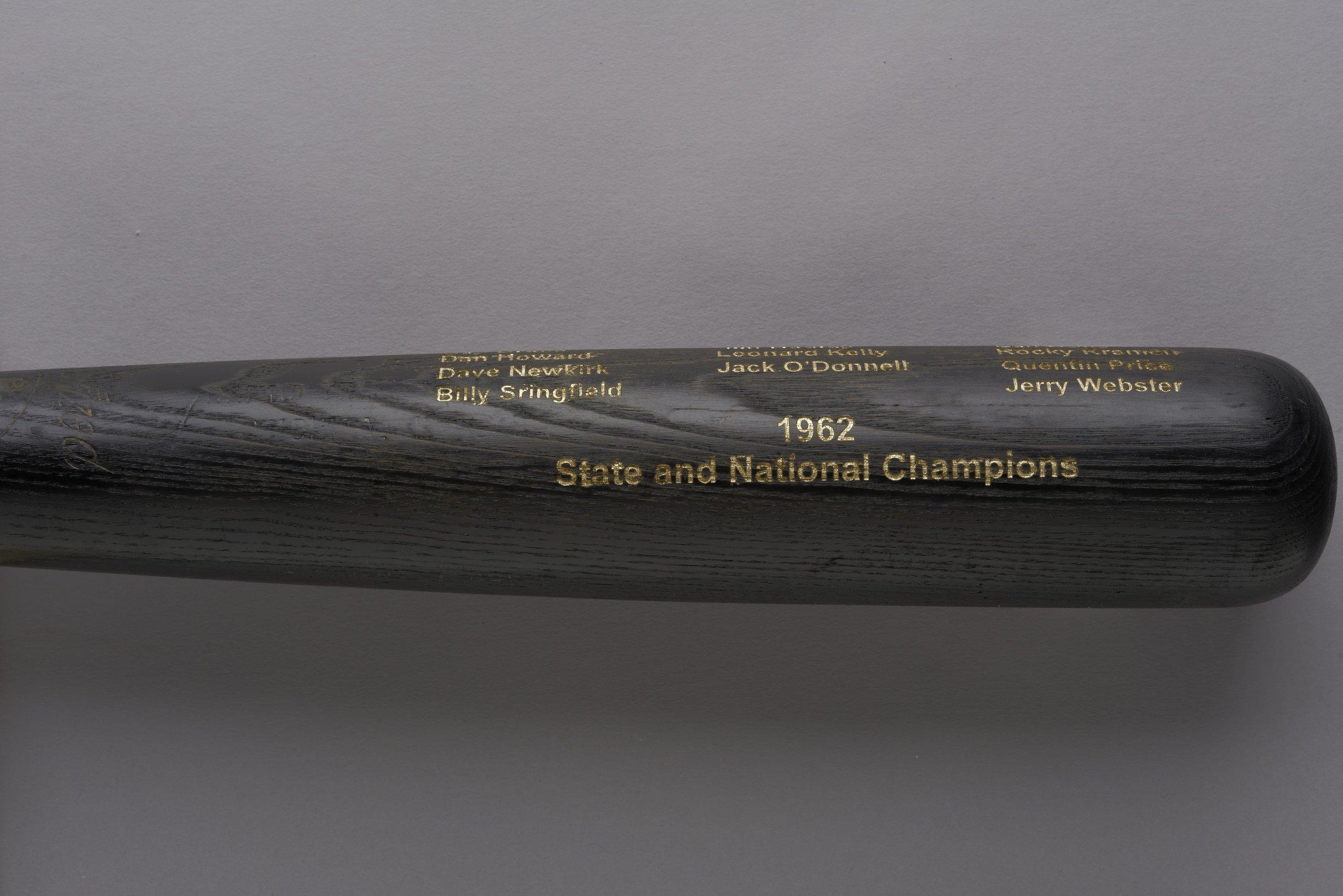 1962 Wichita Dreamliners baseball bat - 3