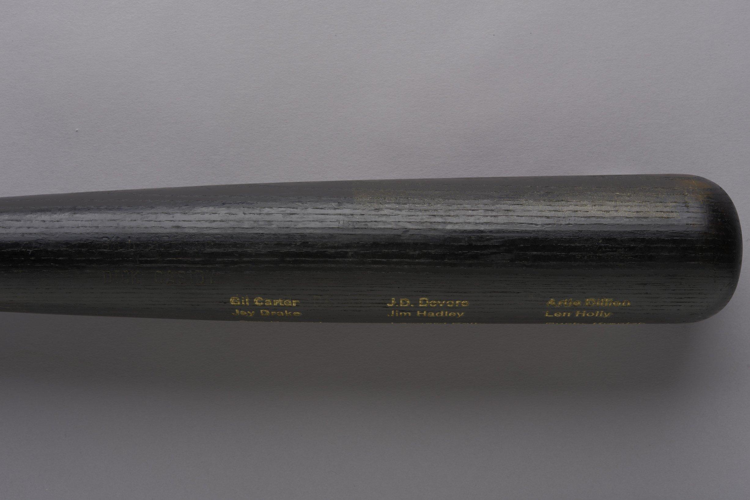 1963 Wichita Dreamliners baseball bat - 8