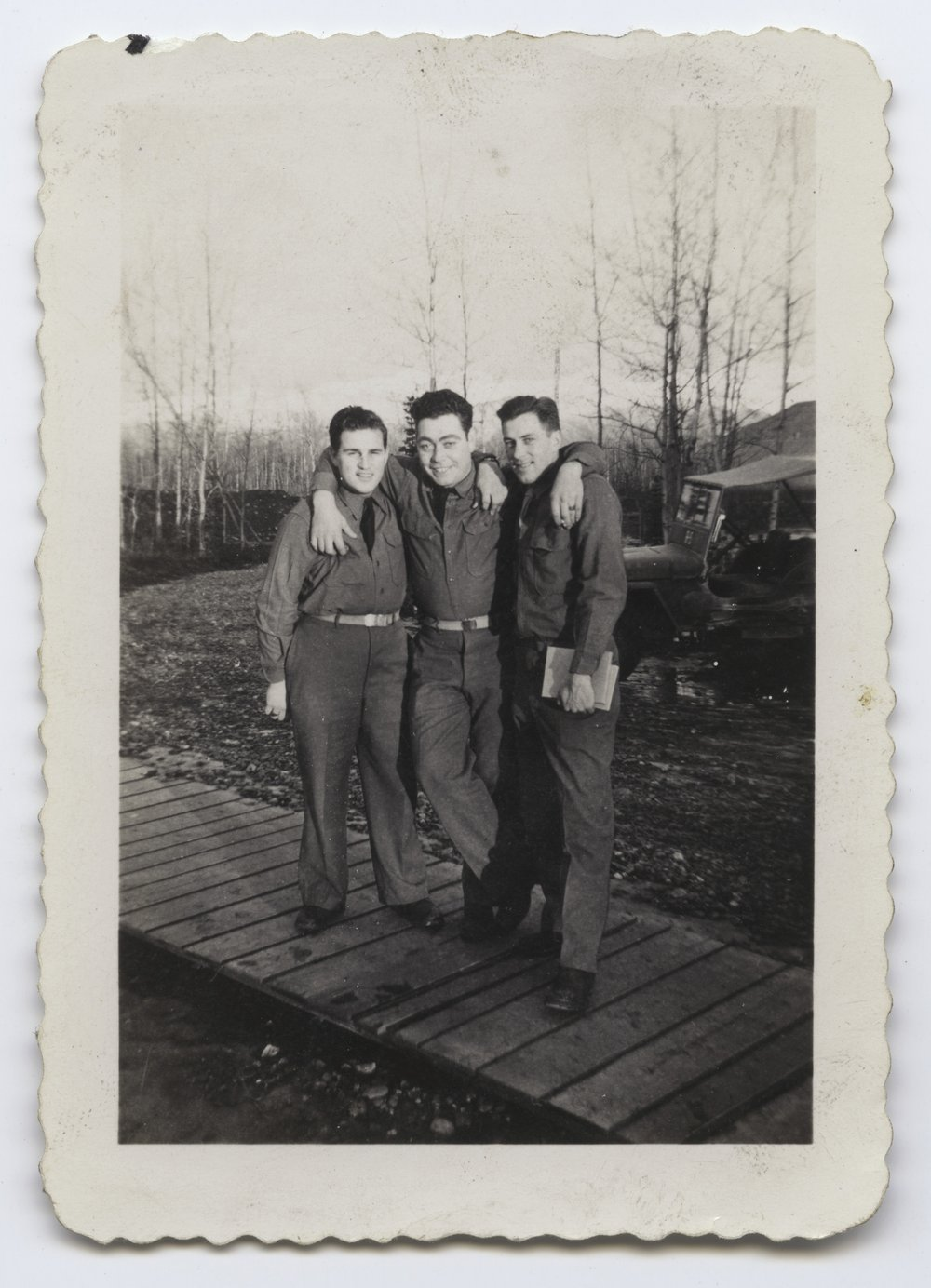 U. S. Army soldiers in Europe during World War II - 3