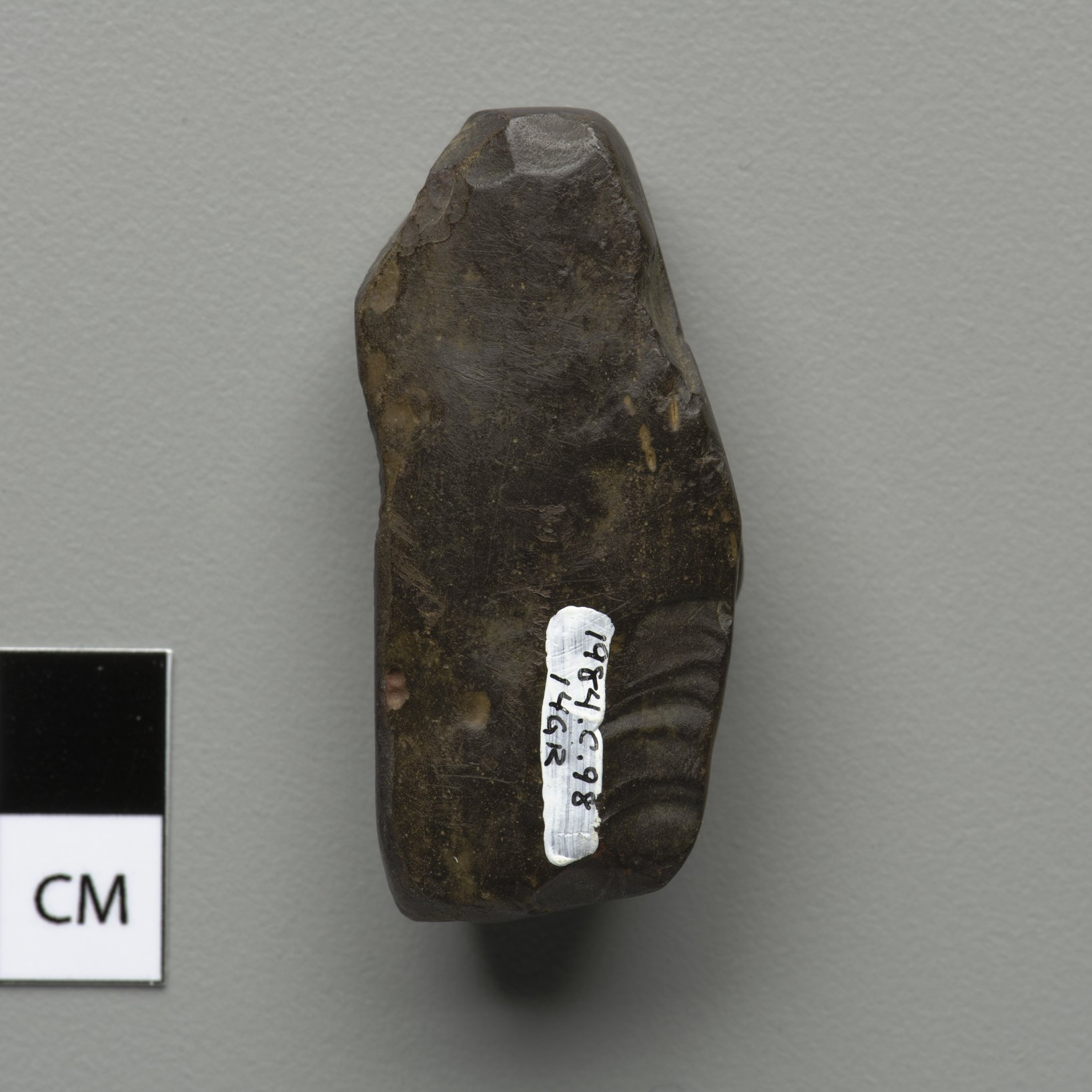 Hematite Artifact from Greenwood County - 5