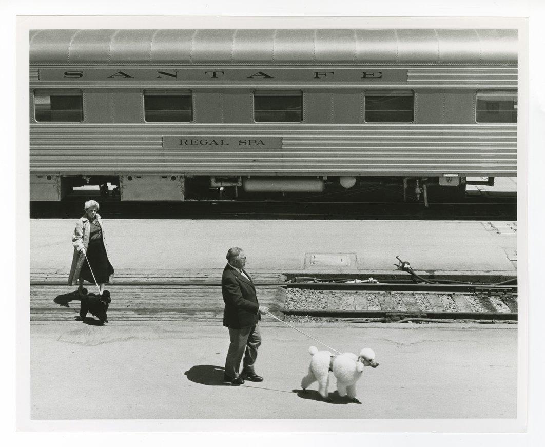 Atchison, Topeka & Santa Fe Railway Company's Regal Spa car - 1