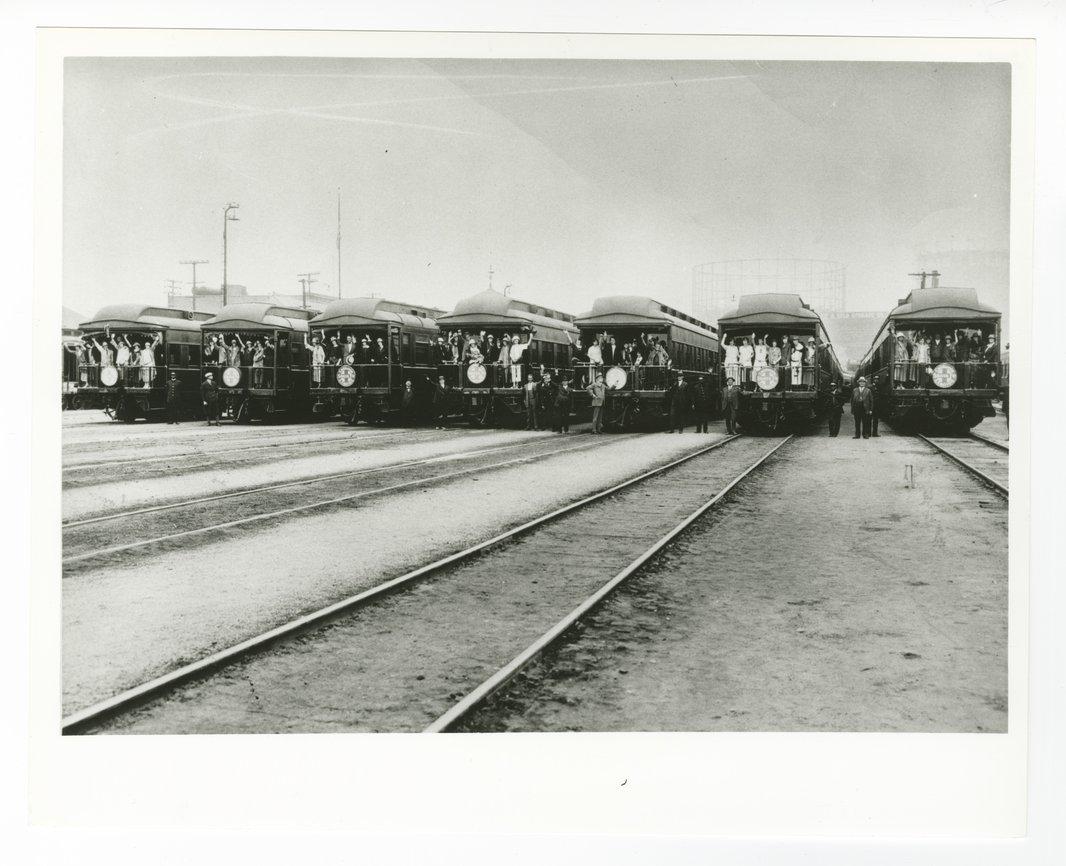 Atchison, Topeka and Santa Fe Railway Company's California Limited - 1