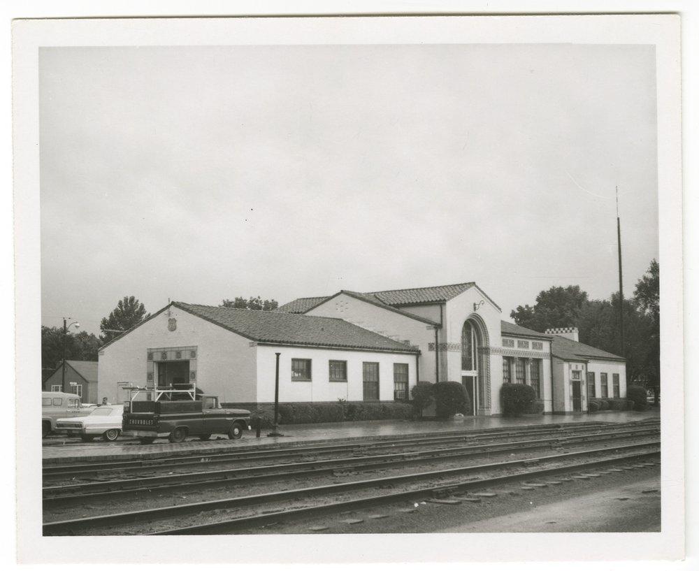 Union Pacific Railroad Company depot, Marysville, Kansas - 5