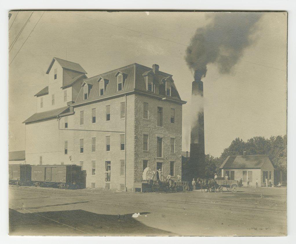 L.B. Milling Company - 1