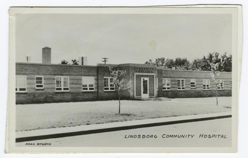 Hospital in Lindsborg, Kansas
