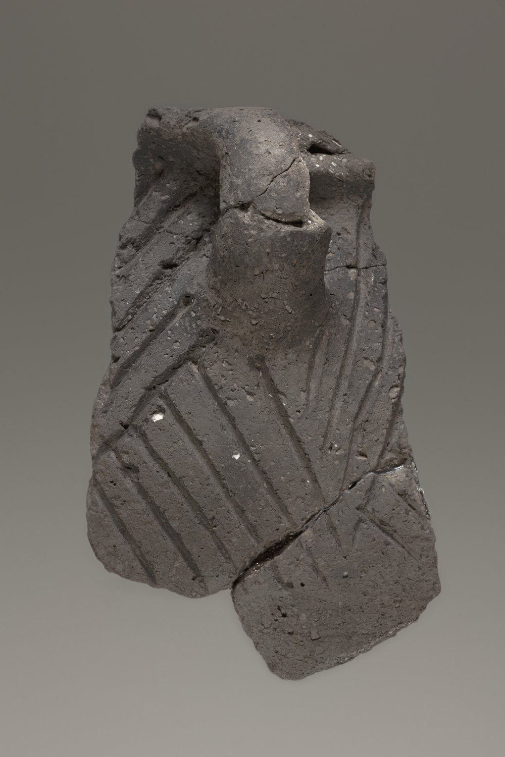 Decorated Ceramic Pot Sherds from the Minneapolis Site, 14OT5 - 1