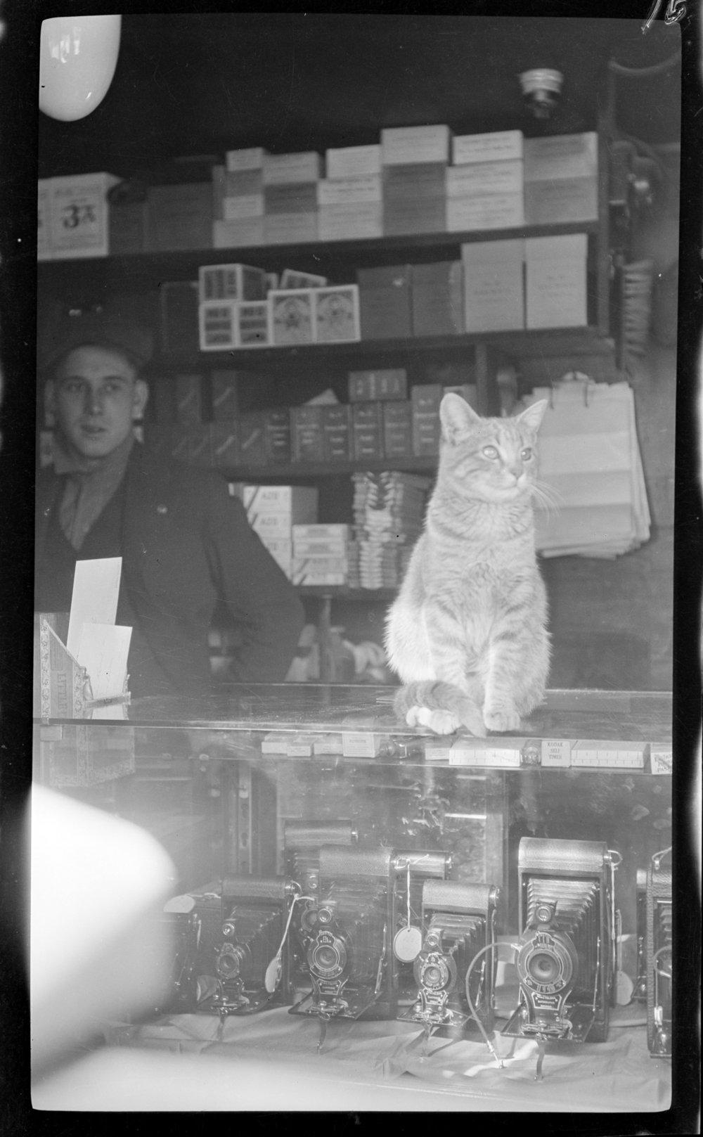 Moulton and Rose Rochford Kleckner photographs - 2