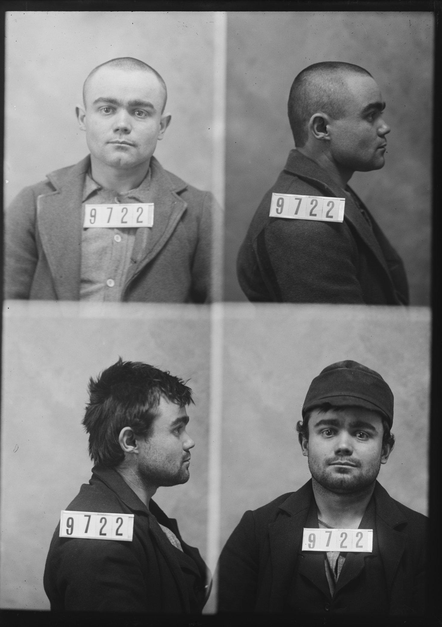 William Bales, prisoner 9722
