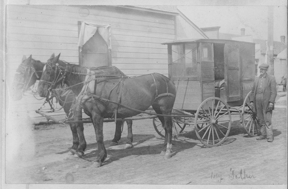 Watkins Products wagon