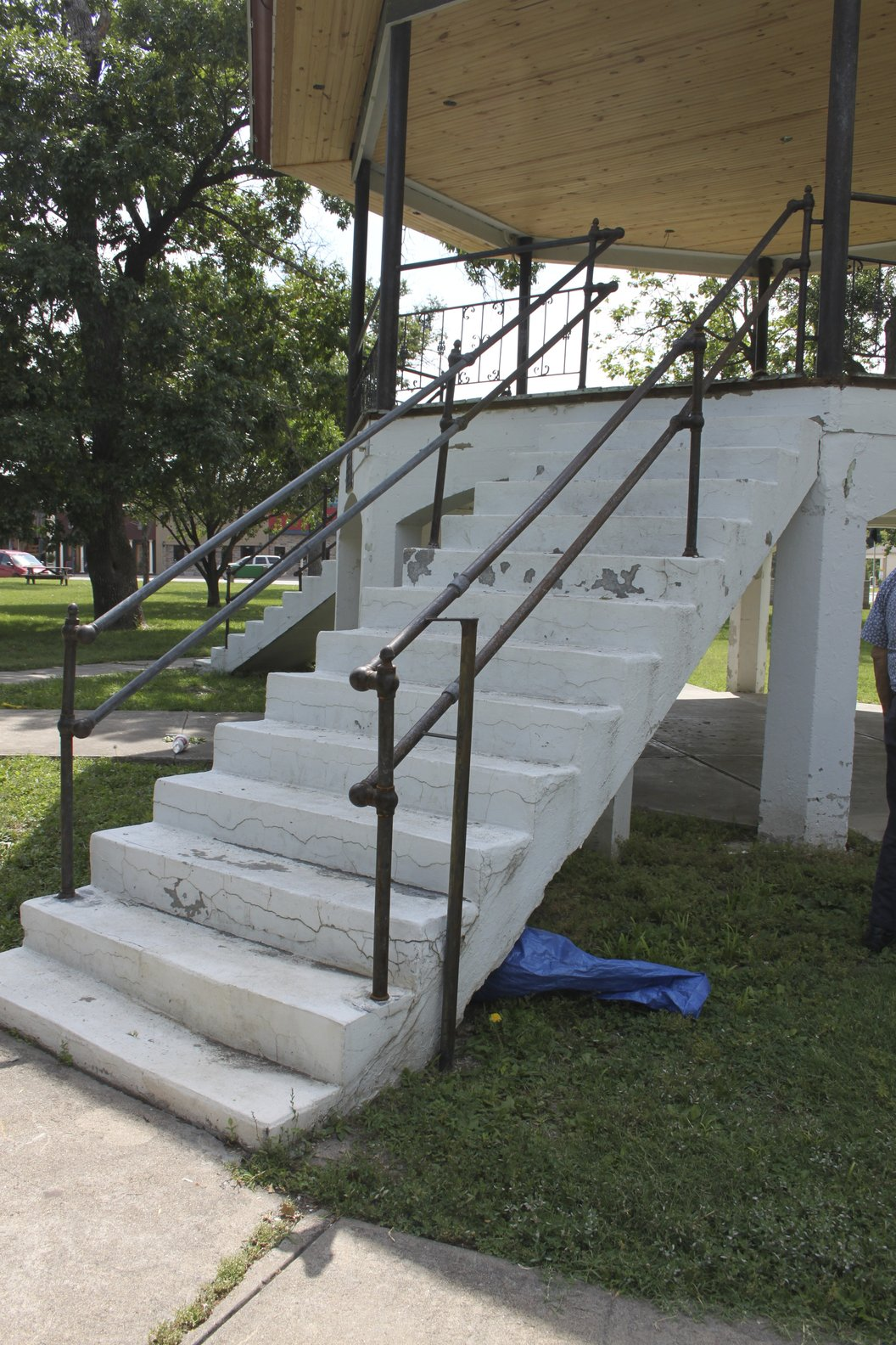 City Square Park Bandstand - 3