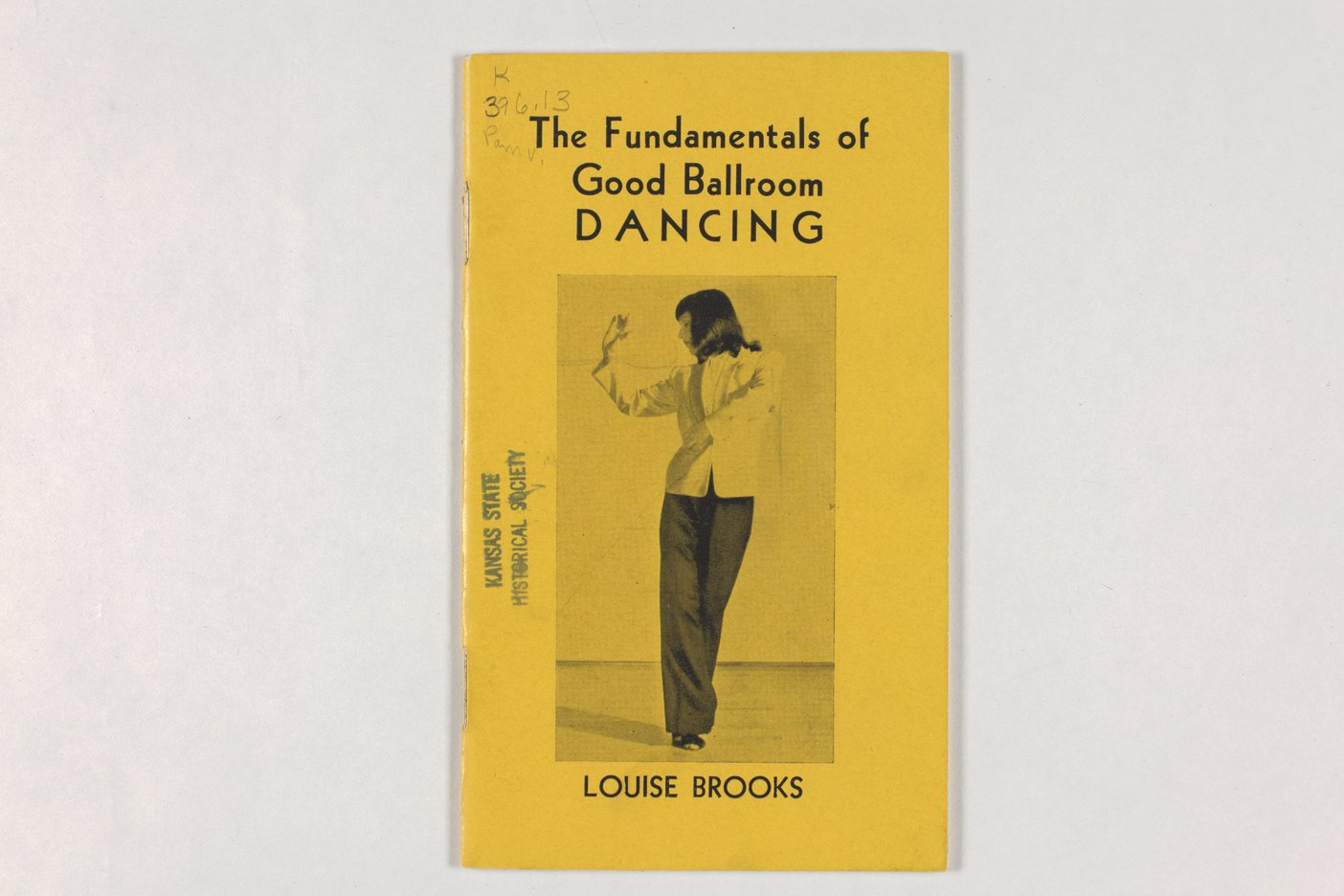 The fundamentals of good ballroom dancing - Front cover